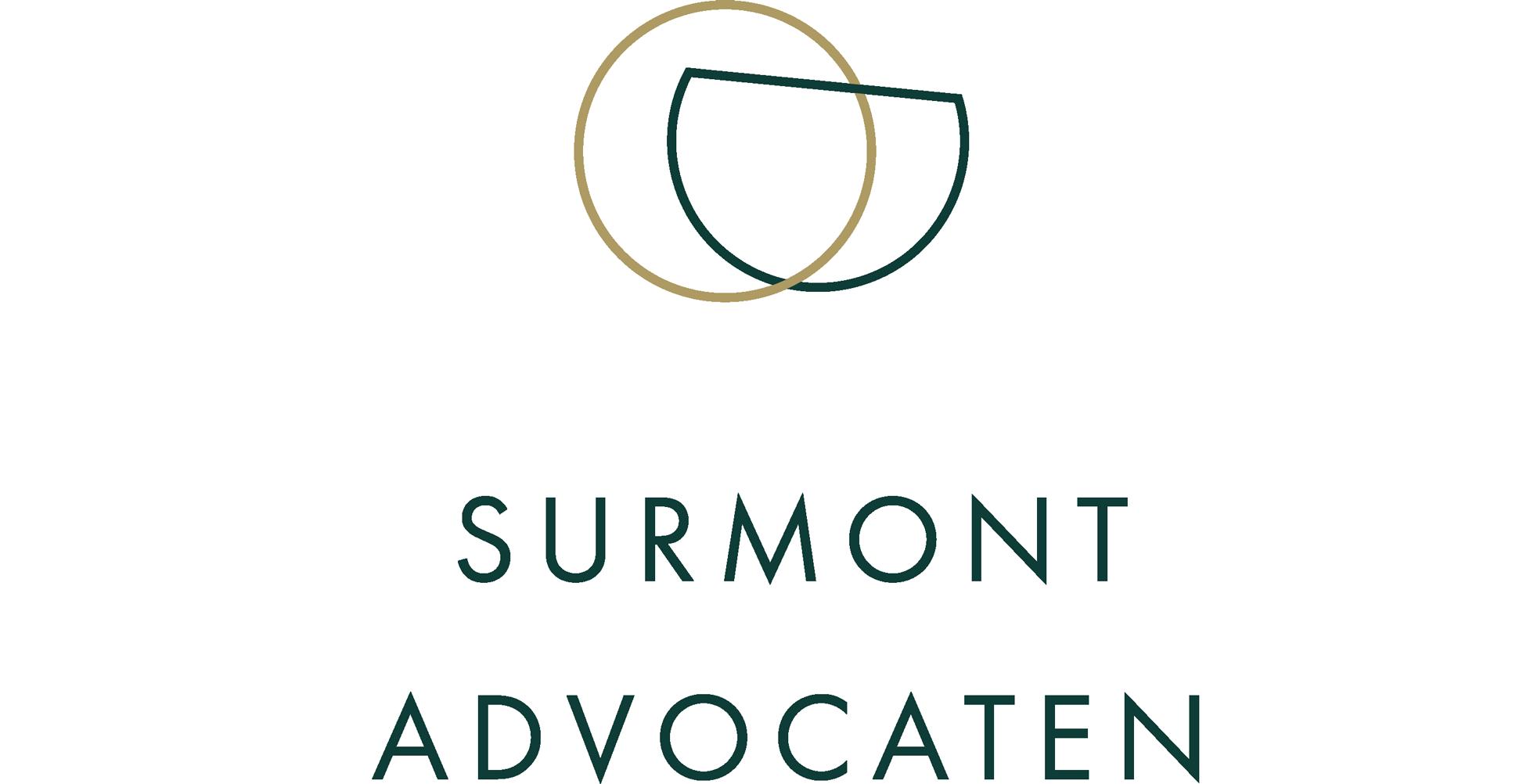 Logo Surmont Advocaten